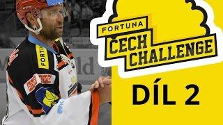 Fortuna Čech Challenge - díl 2 - hokejová lekce Jardy Bednáře thumbnail