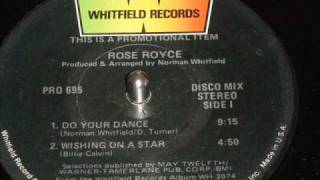 Rose Royce Do Your Dance