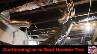 Continuing on to Duct Number Two