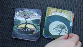 Deck Flip Through || Earth Magic Oracle
