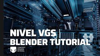 Blender 2.8: Así se modela un nivel para videojuegos.