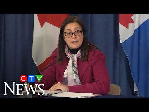 COVID-19 spreading 'aggressively' through Toronto warns Dr. de Villa