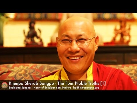The Four Noble Truths: Foundations of Buddhism Retreat [session 1]