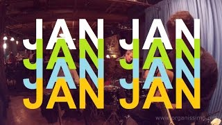 Jan Jan - organissimo LIVE at the SpeakEZ Lounge