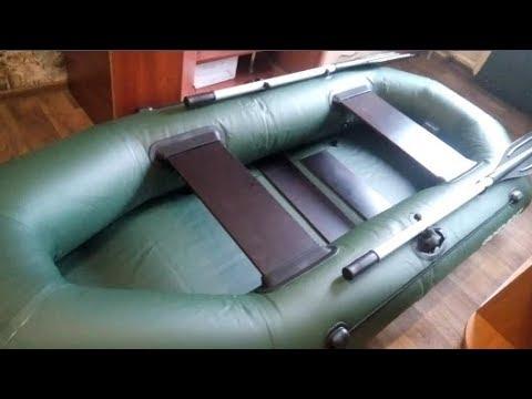 Обзор лодки ПВХ