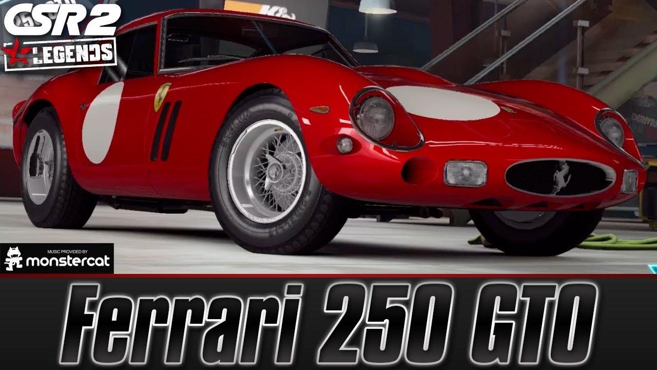 CSR Racing 2: CSR 2 Legends | Restoration Rush | Ferrari ...