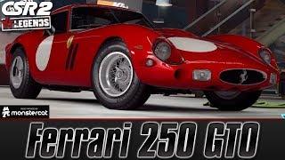Download Csr Racing 2 Csr 2 Legends Restoration Rush Ferrari