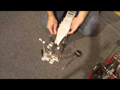How to Set Up Your Bass / Kick Drum Pedal. - Gelb Music Drum Education