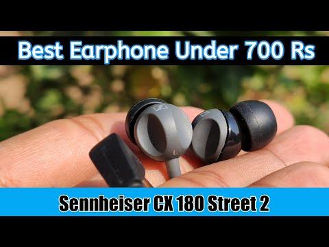 Sennheiser CX 180 Street 2 Review: The Best Earphone under 1000 Rs?