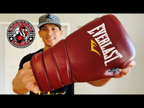 Everlast Protex 3 Pro Fight Gloves REVIEW- SOME OF THE MOST PROTECTIVE FIGHT GLOVES!