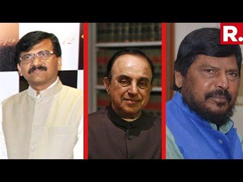 Sanjay Raut, Dr. Subramanian Swamy And Ramdas Athawale React To #BurqaBanDebate