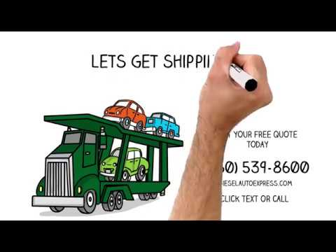 Auto Transport Services To and From Welsh Louisiana | Diesel