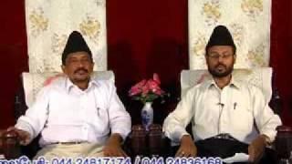 MaaNabi (Sal) avargal thantha Unmai Islam Ep:21 Part-3 (13/12/2009)