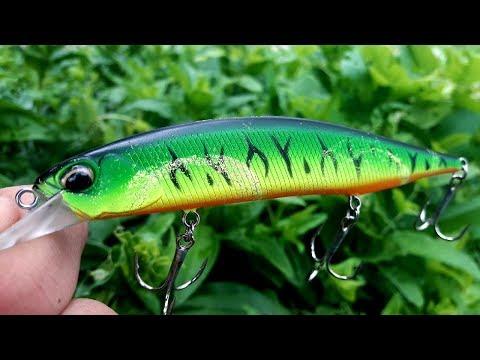 ЭТОТ ВОБЛЕР ЛОВИТ ВСЕГДА! Рыбалка на ЩУКУ 2019/ Ловля на спиннинг!