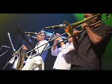Banda Black Rio - Mr. Funky Samba (Memorial, 19/11/2008)