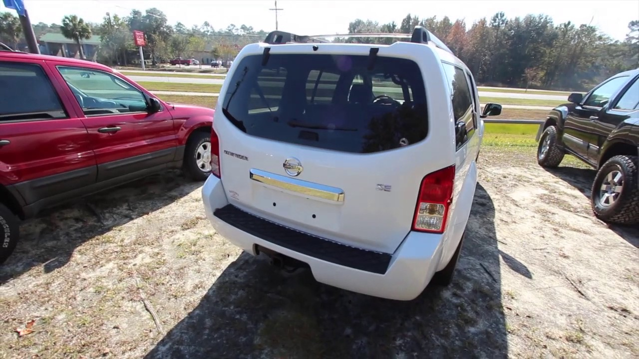 2008 nissan pathfinder in depth review condition report 2008 nissan pathfinder in depth review condition report ravenel ford vanachro Choice Image