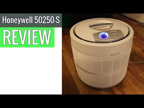Honeywell 50250-S True HEPA Air Purifier 2019 review