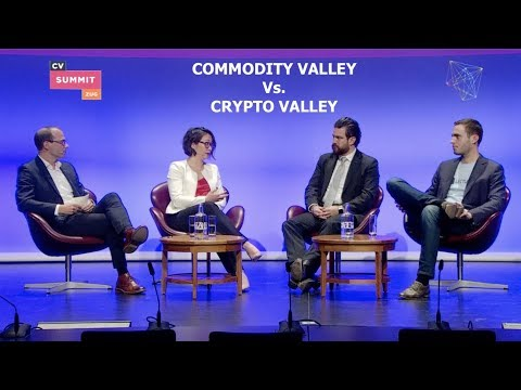 CV Summit – Cryptovalley meets Commodity valley