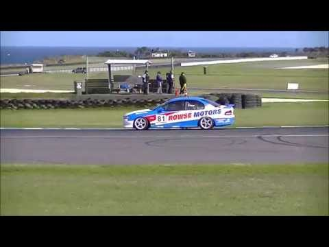 VSCRC round 1 Saloon Cars,  1342014