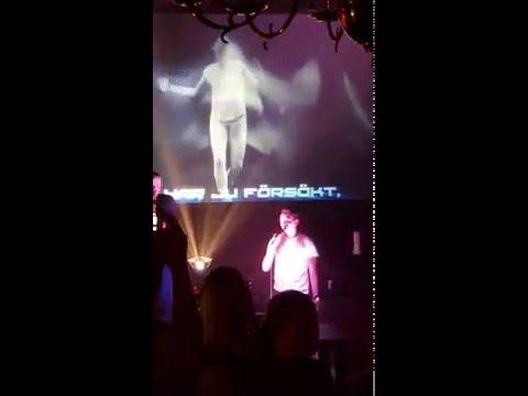 """""""Här tar vägen slut"""" - Fabian Olander Live - TECHNOMÄSSAN 2.0"""