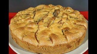 Шарлотка с Яблоками Простой Рецепт  Очень Вкусной Шарлотки с Яблоками в Духовке Яблочный Пирог