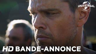Jason Bourne / Bande-annonce Officielle VOST [Au cinéma le 10 Août]