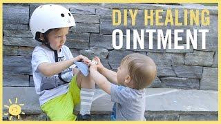 DIY   All Natural Healing Balm