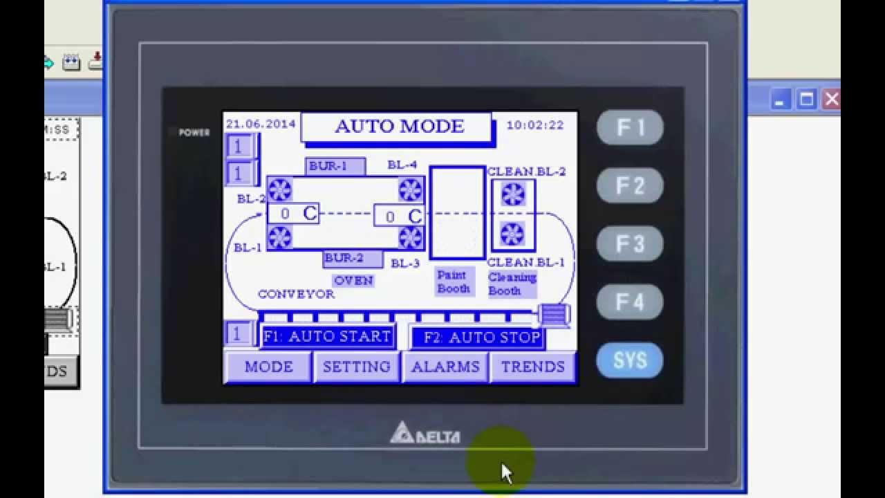 PLC HMI Programming Online Tutorial and Training - YouTube