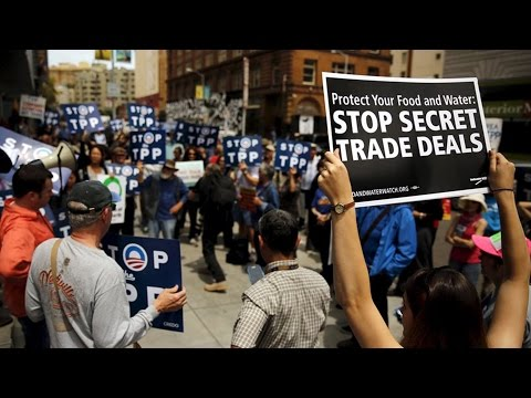 Celebration Day at the U.S. Chamber of Commerce? A Debate on Who Benefits from the TPP