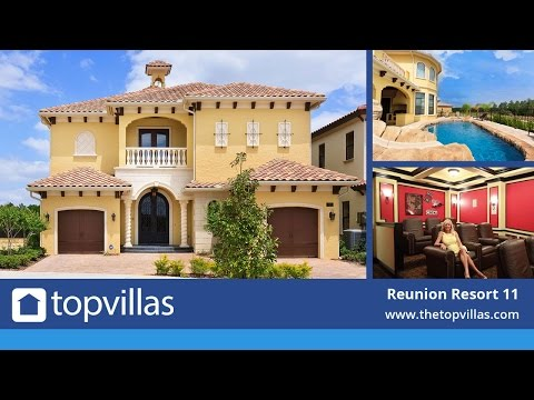 Reunion Resort 11, Orlando – Luxury Vacation Home Near Disney