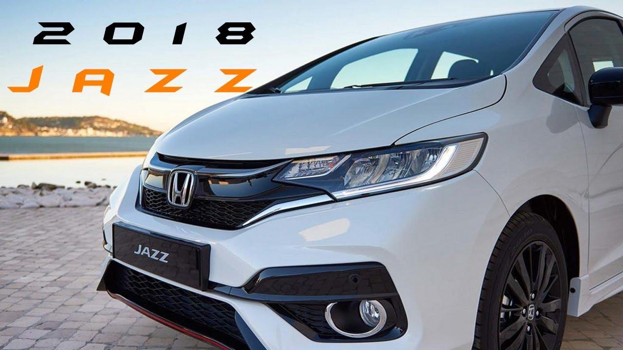 Honda Jazz Facelift India 2018