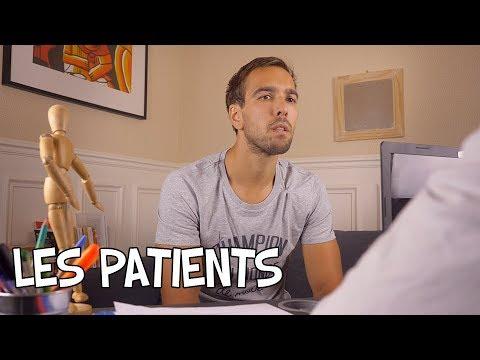 Les patients - Avec Benjamin Tranié et Sophie Lavernhe