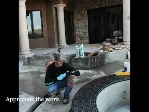 Alpentile Presents How To Install Glass Tile In A