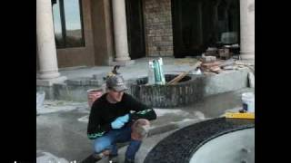 Alpentile Presents: How to install glass tile in a swimming pool or spa