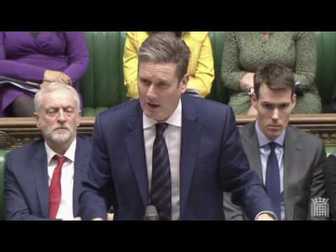 Keir Starmer: Two-thirds of Labour MPs represent Leave constituencies
