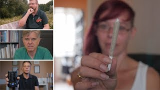 """Cannabis als Medizin: So geht es schwerkranken Patienten mit dem """"Cannabis-Gesetz"""""""
