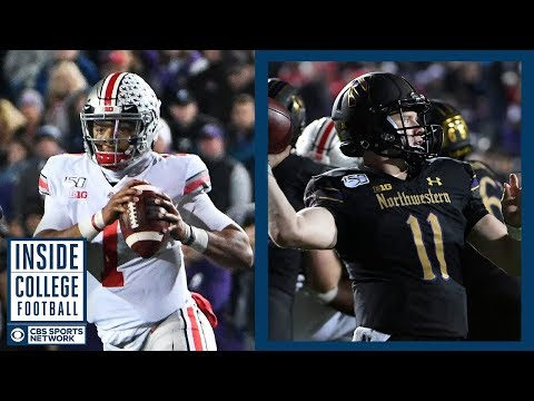 #4 Ohio State at Northwestern Recap   Inside College Football