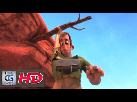 CGI 3D Animated Short: Daddy Cool   Team DC