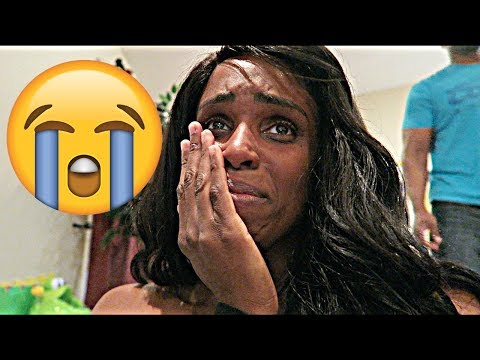 REACTING TO OUR TELEVISION SHOW! (CADEN EVEN CRIED!) 😭😭👶🏽👶🏾