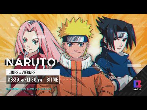 Naruto en BitMe - Lunes a Viernes - 6:30 pm