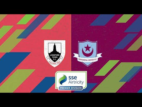 Premier Division GW4: Longford Town 0-4 Drogheda United
