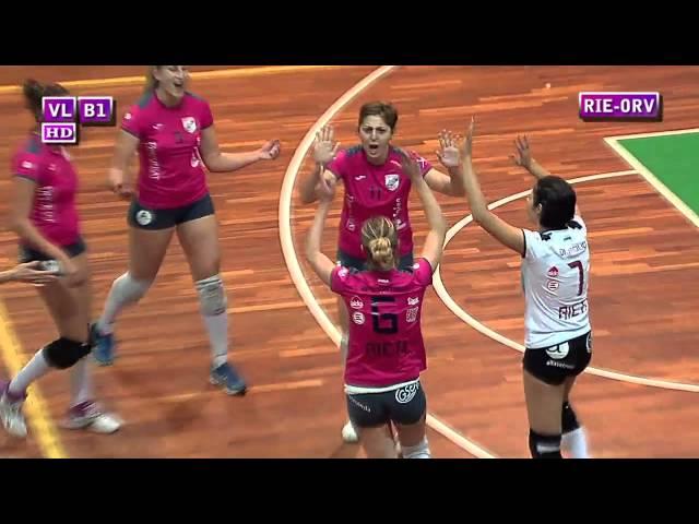 Fortitudo Rieti vs Zambelli Orvieto - 1° Set