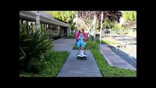 Solax Mobie Foldable Scooter Video