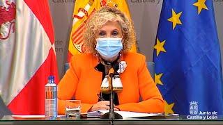 La Junta acuerda medidas de restricción de movilidad en León y Palencia