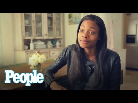 Naomie Harris Sans Makeup | People