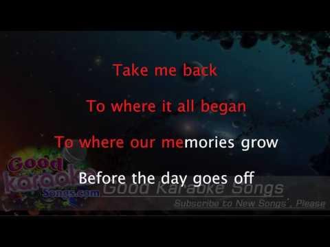 These Days -  Take That (Lyrics Karaoke) [ goodkaraokesongs.com ]