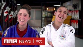 東京奧運:「戰爭把我們分離,但柔道讓我們重聚」- BBC News 中文