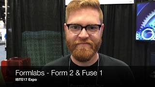 Formlabs - ISTE17 Expo