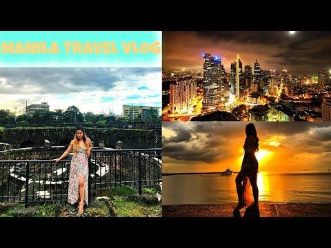 EXPLORING MANILA // MANILA DAY TOUR (PHILIPPINES TRAVEL VLOG) DAY 14