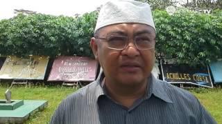 Ziarah Manajemen & Pelatih Arema Ke Makam Coach Suharno